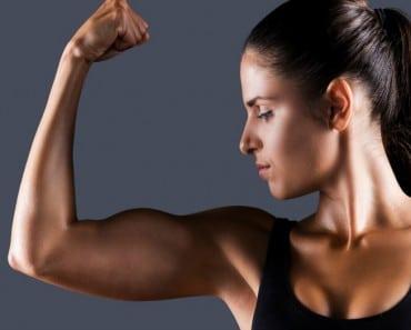 Aumento de peso por la formación de nuevo músculo