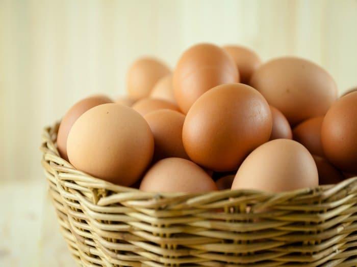comer cuando estás resfriado huevos