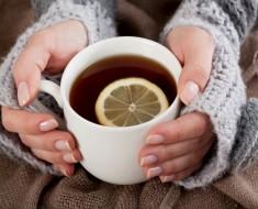 Té para combatir los síntomas del resfriado