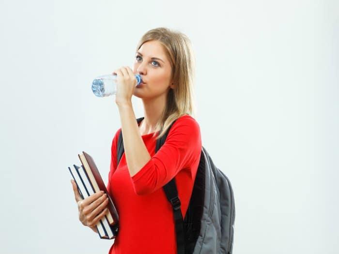 Es imprescindible una buena hidratación