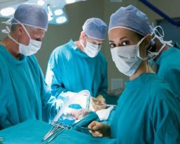 Por qué no se puede comer antes de una operación