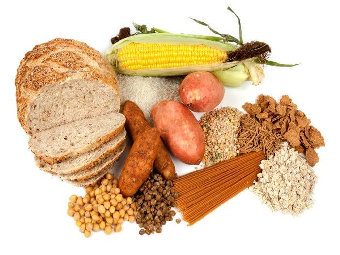 Los carbohidratos nos aportan energía