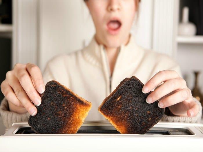 Evita cocinar demasiado los alimentos