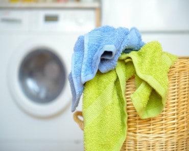¿Con qué frecuencia deberías lavar las toallas?