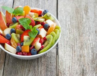 Mejora tu salud con la fruta y la verdura