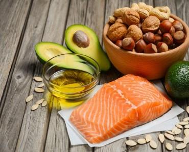 Incorpora grasas saludables a tu alimentación