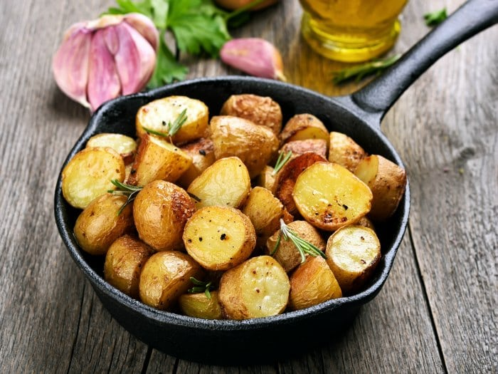 La mejor forma de cortar las patatas para freirlas