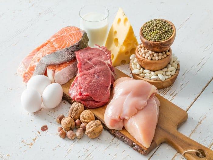 Las proteinas son importantes para recuperarse de un cáncer