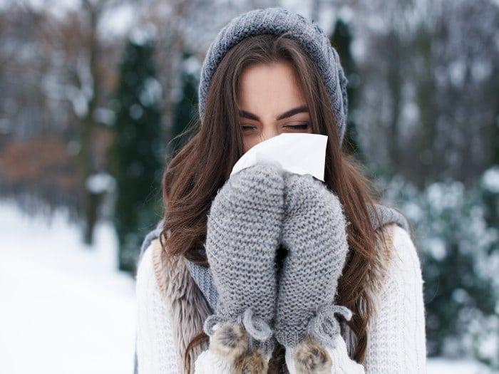 El frío afecta a nuestro sistema inmune