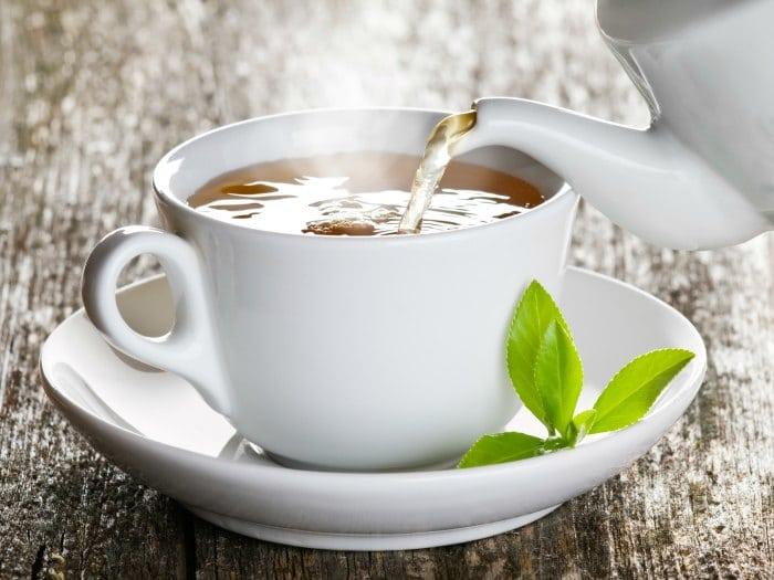 El te verde es beneficioso para la salud