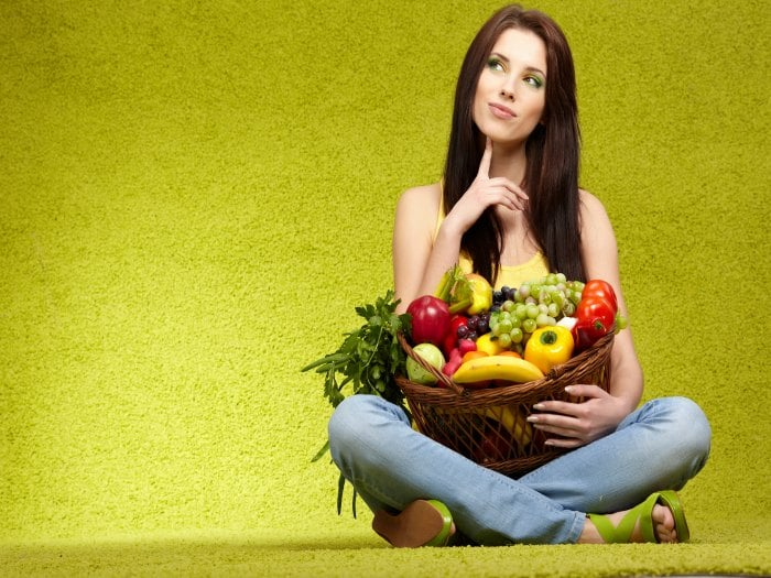 Cómo conseguir tomar más fruta y verdura cada día