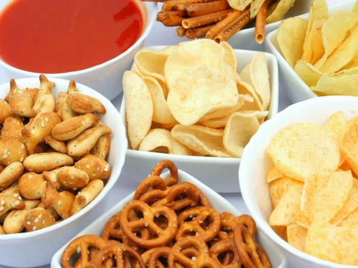 Evitar las patatas fritas con aceite de palma