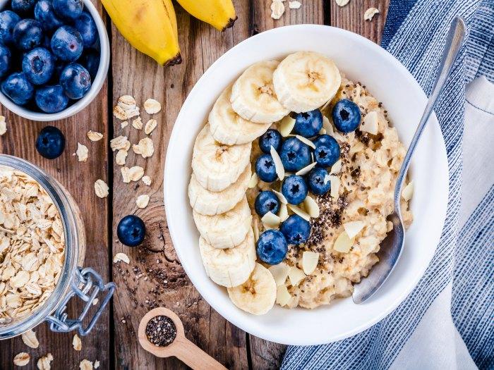 Incorpora fruta en el desayuno