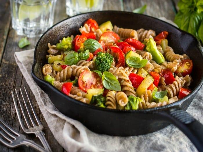 Incorpora la verdura en tus platos favoritos