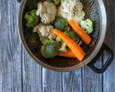 Más nutrientes al cocinar las verduras
