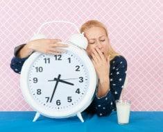 relación entre falta de sueño y peso