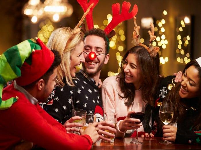 Cuidado con el alcohol en navidad