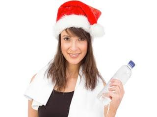 Deshidratación navidad