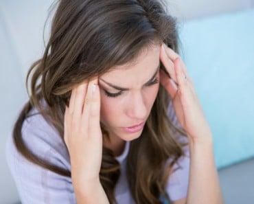 ¿Por que me duele la cabeza justo antes de la menstruación?