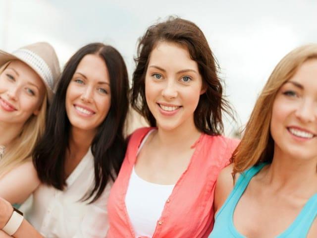 Ser mujer tiene beneficios para la salud