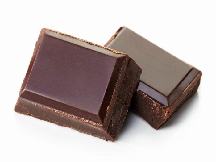 El chocolate negro es un gran antioxidante