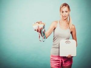 7 errores que no debes cometer si quieres perder peso