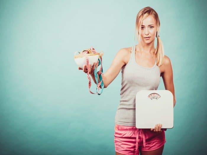 Errores que debes evitar si quieres perder peso