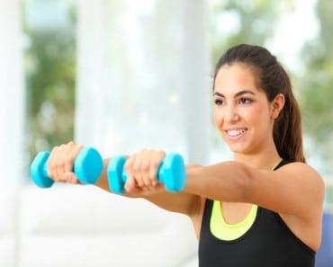 Aumentar la cantidad de músculo aumenta el metabolismo