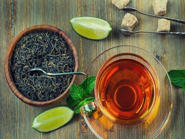 El té es antioxidante
