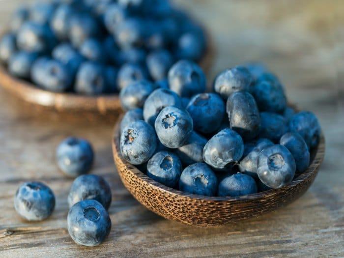 Fruta roja para retrasar el envejecimiento