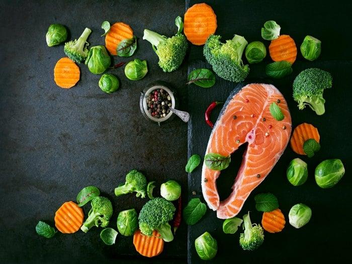 Pescados grasos muchos beneficios para la salud