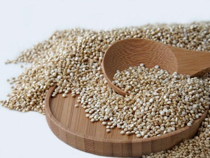 La quinoa es muy rico en nutrientes