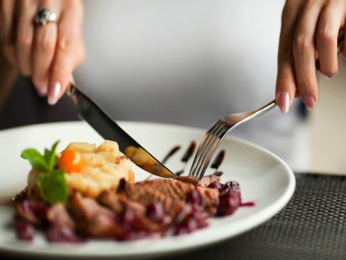Alimentación restringida para perder peso