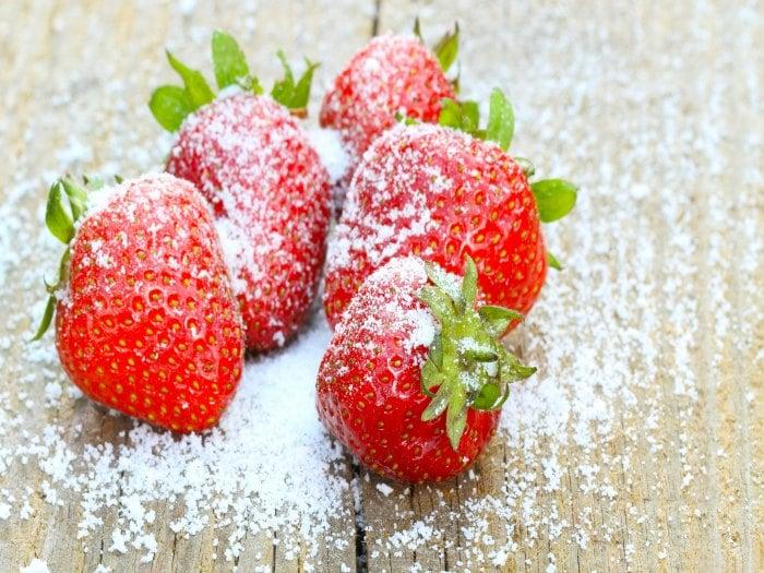 ¿Qué es mejor el azúcar o los edulcorantes?