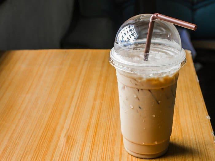 Cuidado con las bebidas a base de café