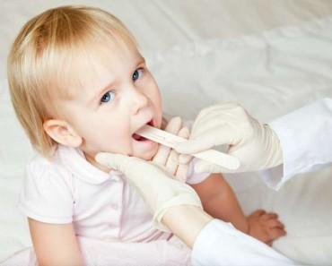 Cómo aliviar el dolor de garganta en niños