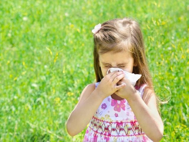 Alergias en los niños