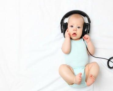 La música que hace a los bebés más felices