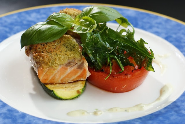 Comer pescado durante el embarazo puede reducir los niveles de ansiedad