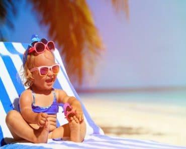 Cómo afecta el calor a los niños