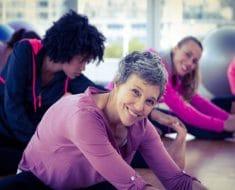 Mejor ejercicio en la menopausia