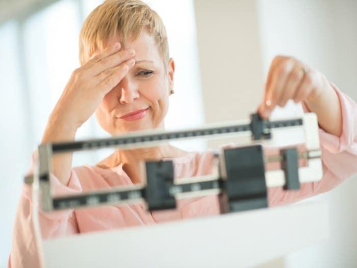 Cómo aumentar el metabolismo al llegar a la menopausia