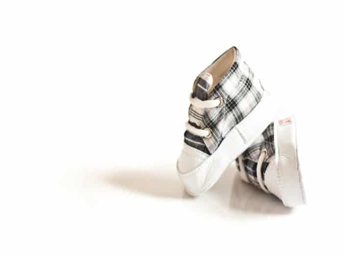 Primeros zapatos niño