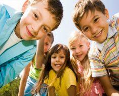 Parásitos intestinales en niños