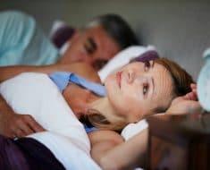 Insomnio en la menopausia