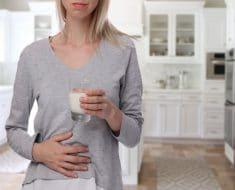 Intolerancia a la lactosa en la menopausia