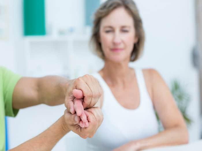 Entumecimiento y hormigueo como síntoma menopausia