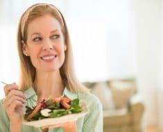 Trastornos alimentarios en la menopausia