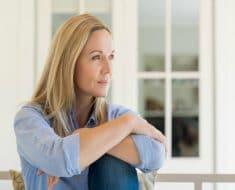 Sangrado irregular en la menopausia