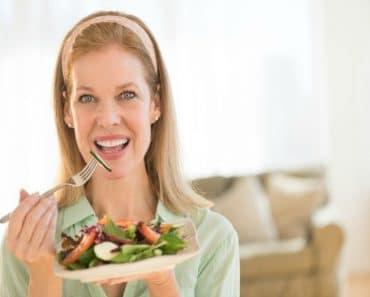 La alimentación puede ayudarte con los síntomas de la menopausia